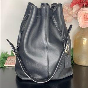 Coach Vintage bucket shoulder bag J8H-9166